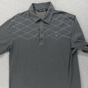 Travis Mathew Short Sleeve Golf Casual Polo Shirt